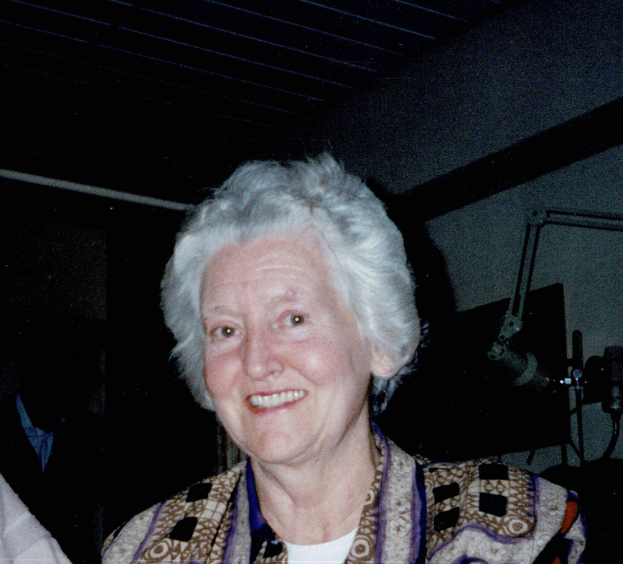 Marjorie Winspear