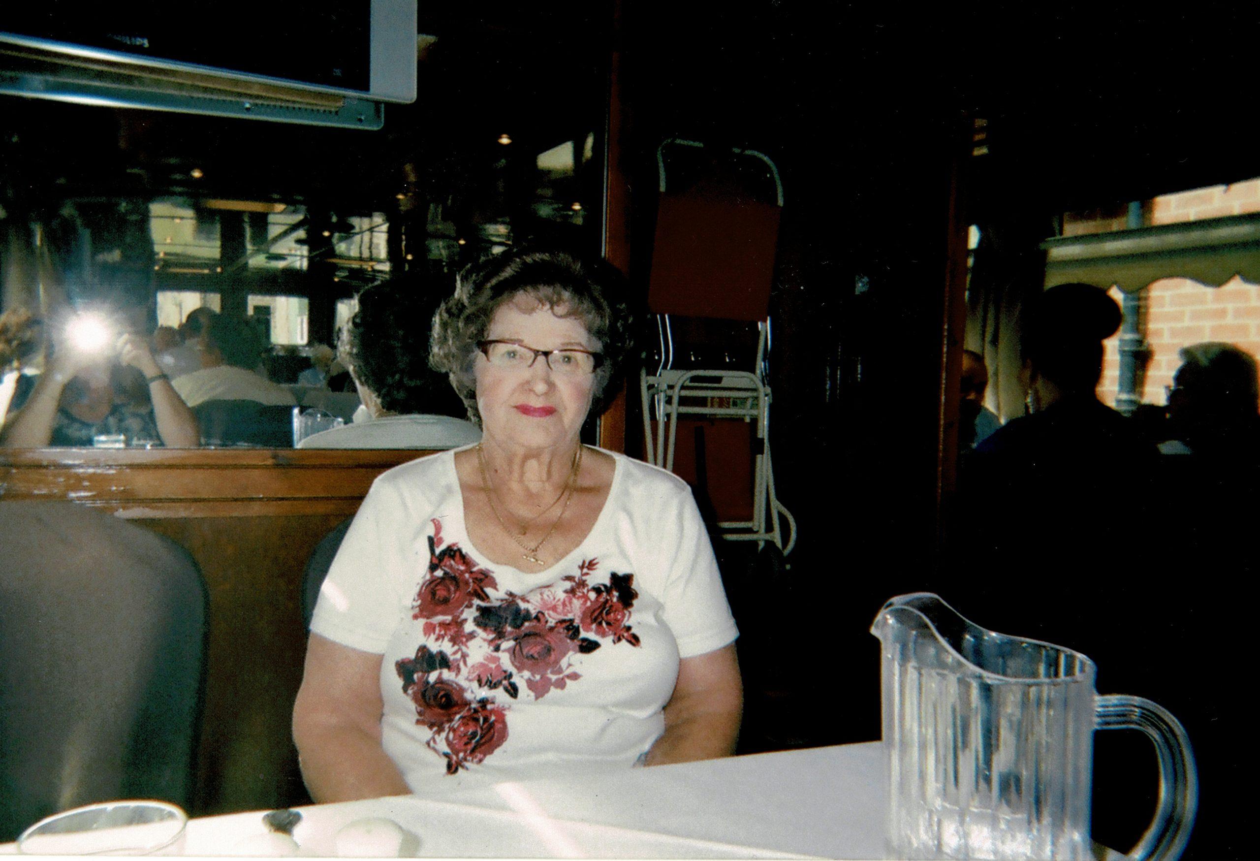 Brenda Mary Todd