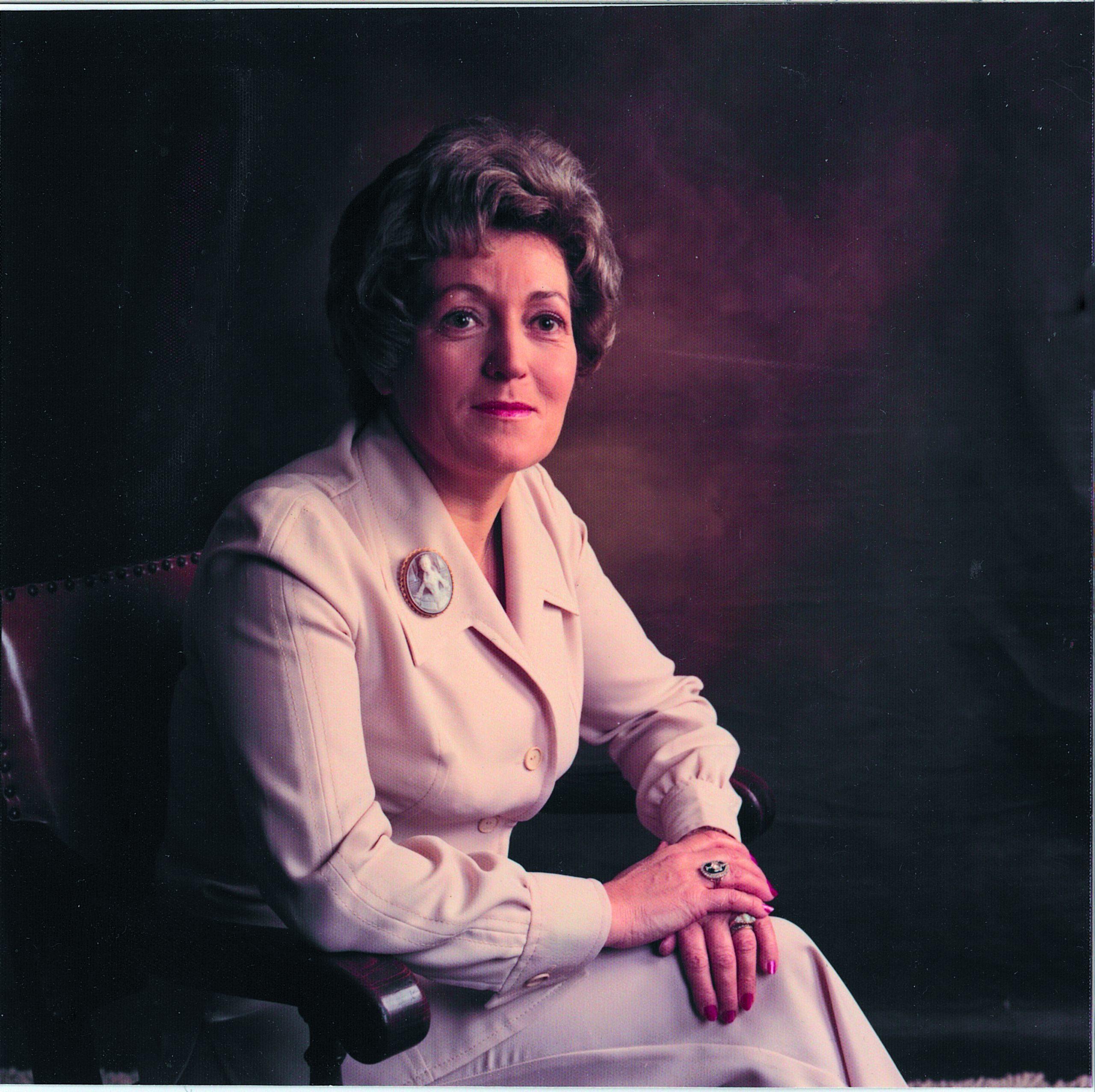 Sarah Ward 'Pat'