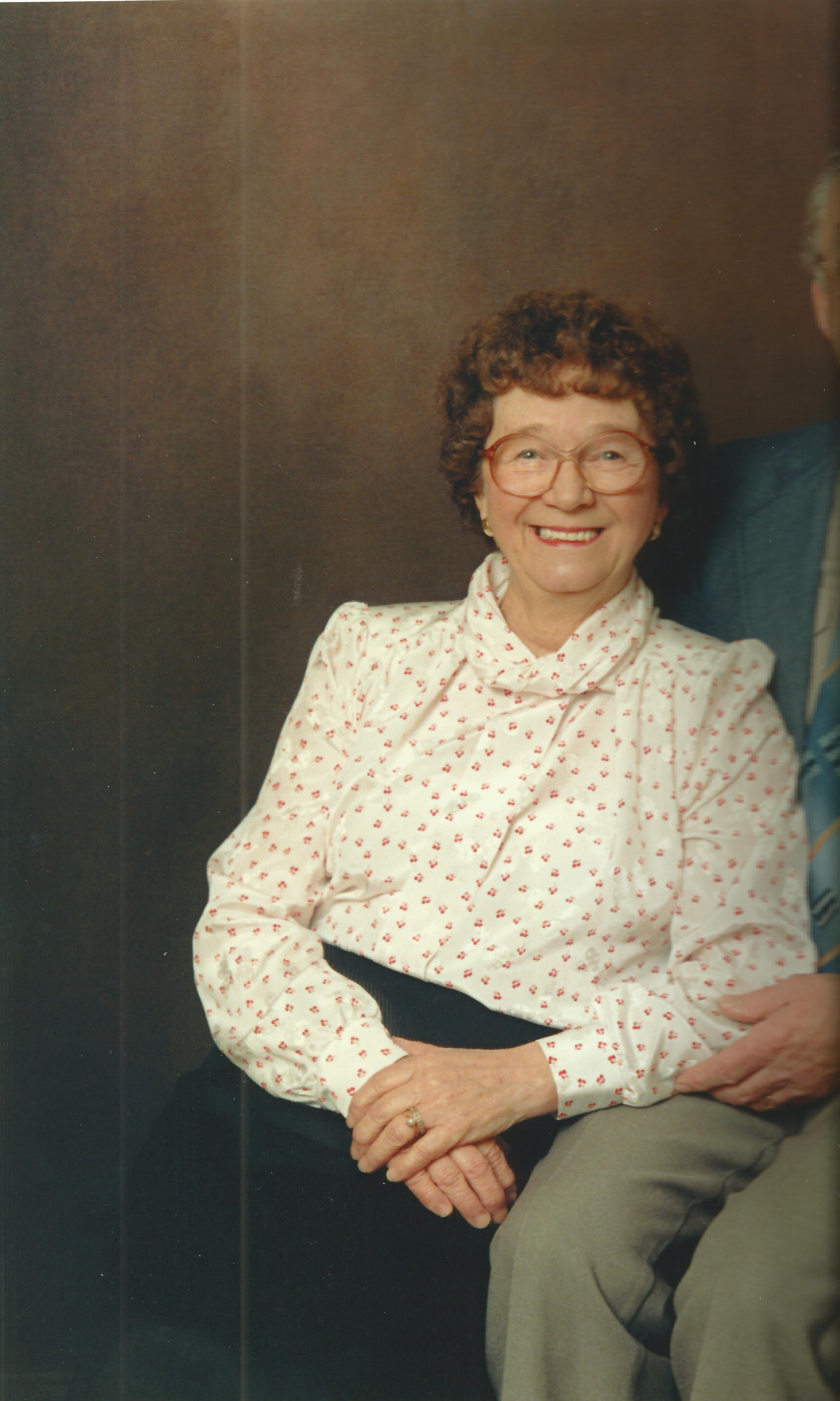 Margaret Sanderson