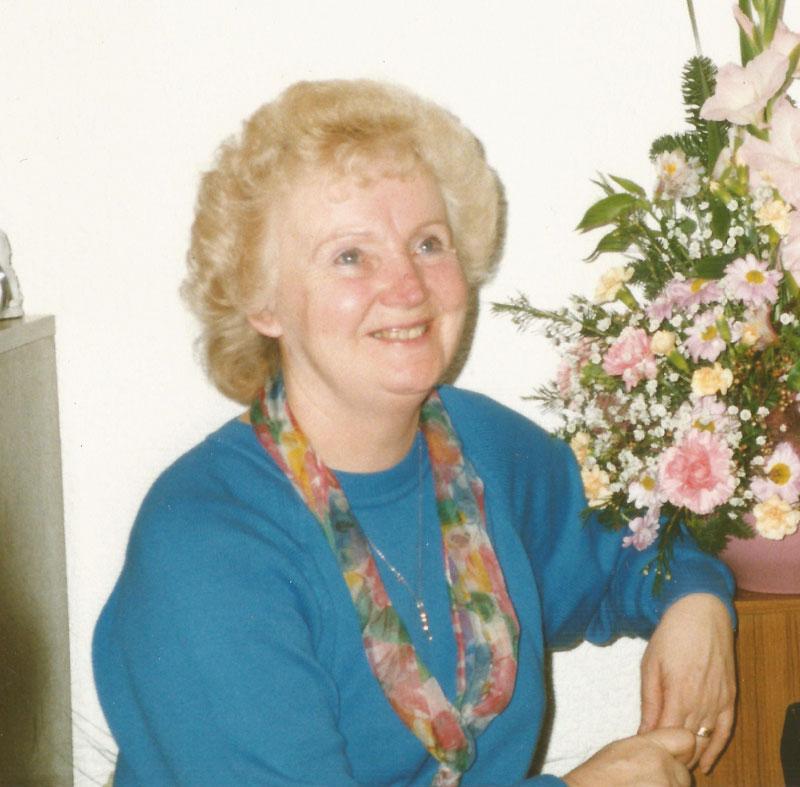 Margaret Stoneley