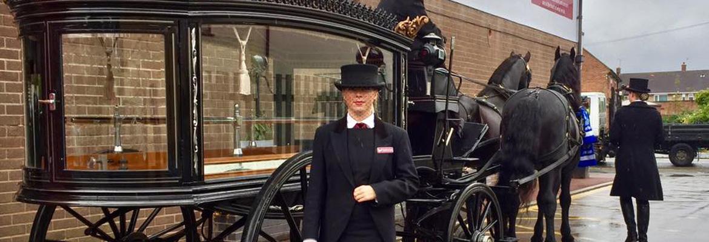 Funeral Directors in Capenhurst