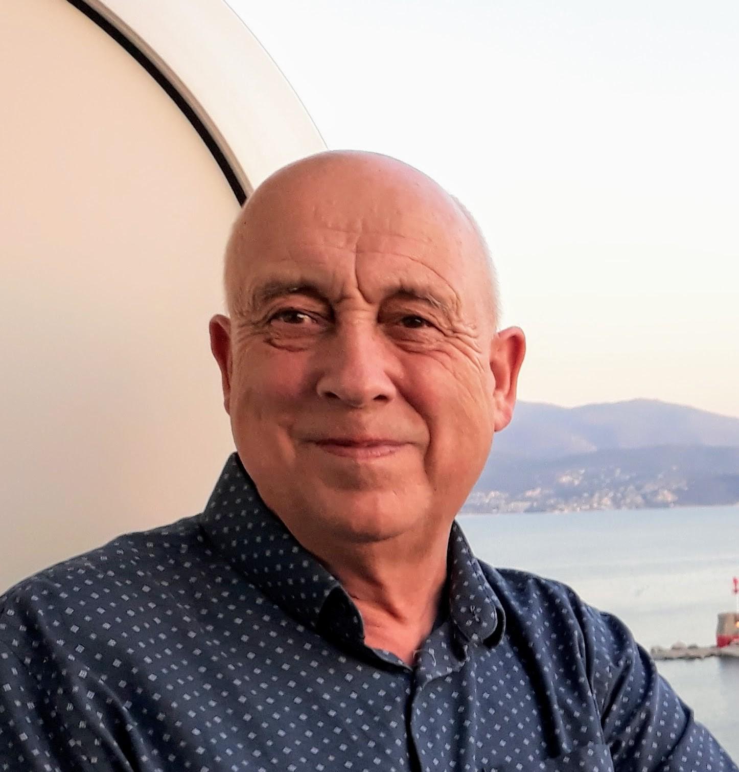 Graham Haslam