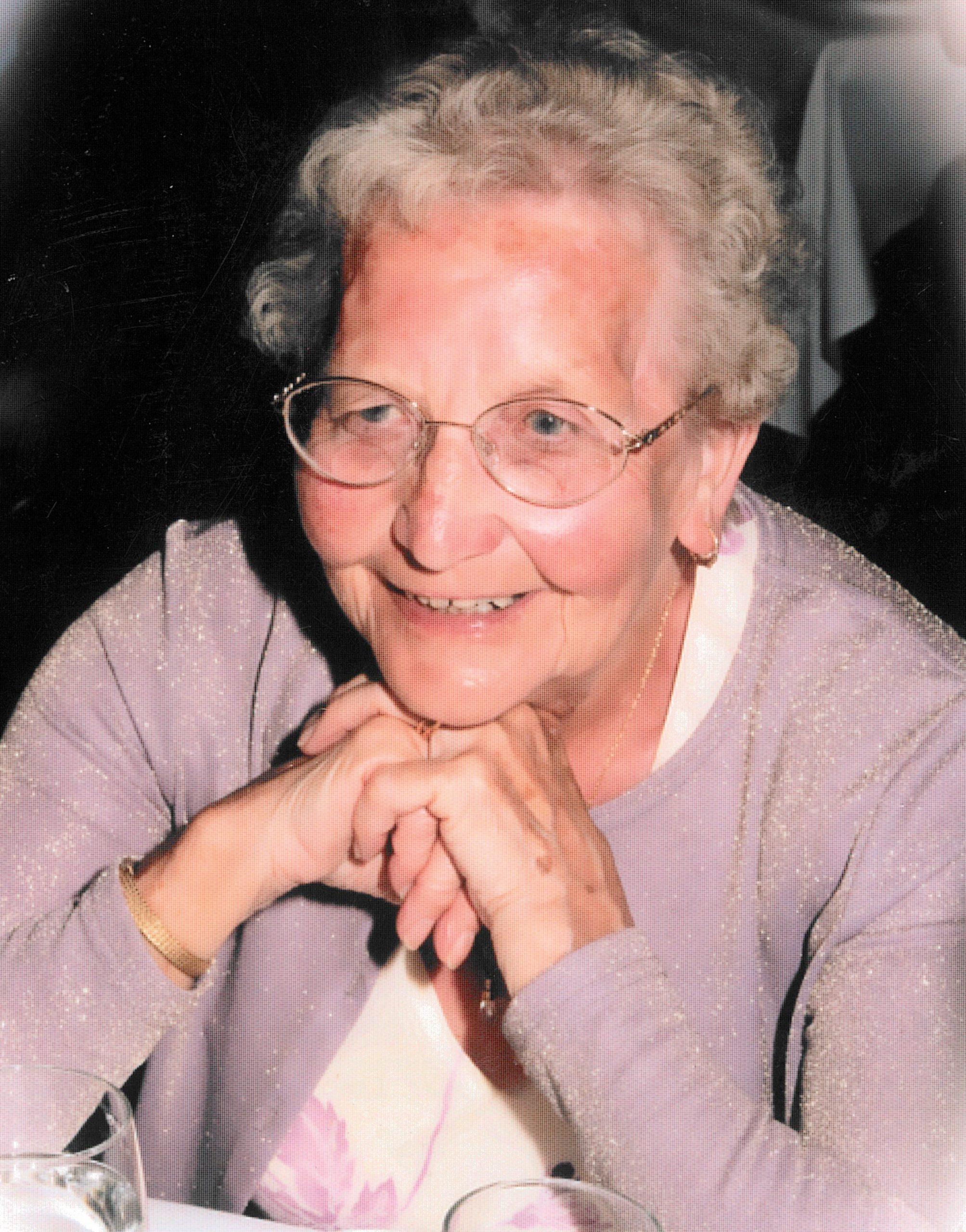 Ruth McCone