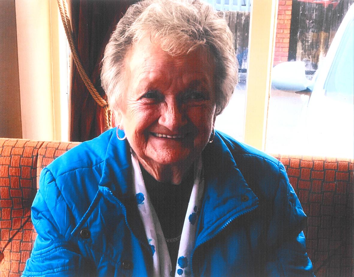 Betty Foxall