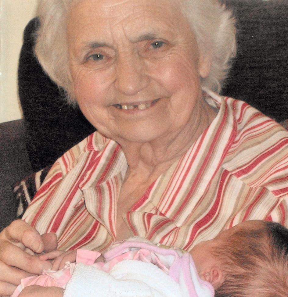 Marjorie Joyce Harrison