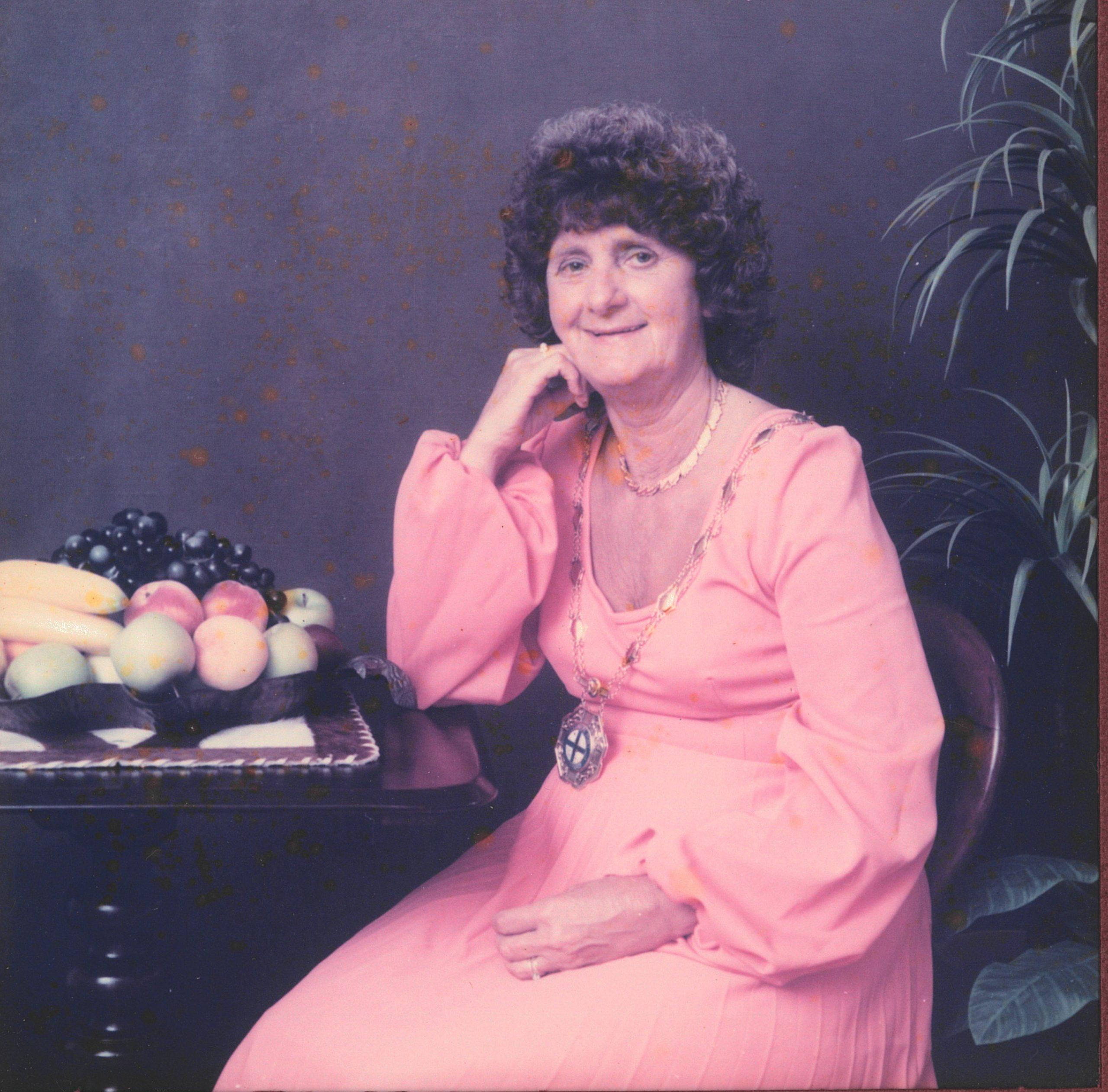 Constance Roddan 'Connie'